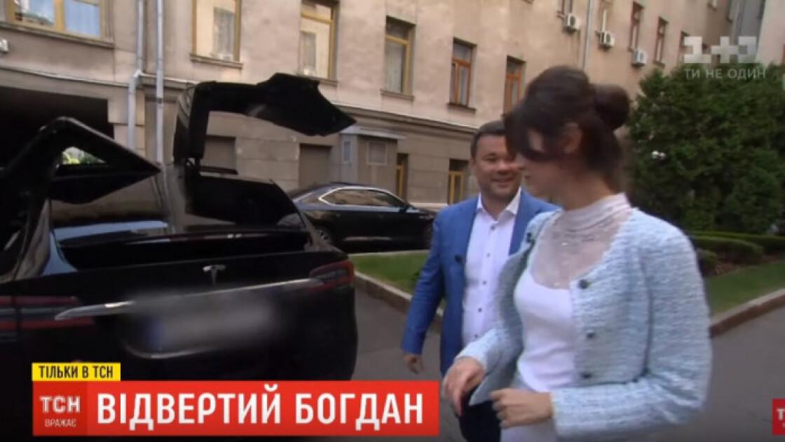 Tesla Андрея Богдана