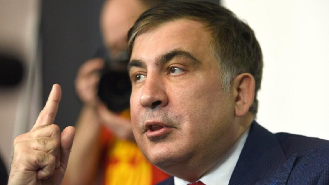 Михеил Саакашвили / УНИАН