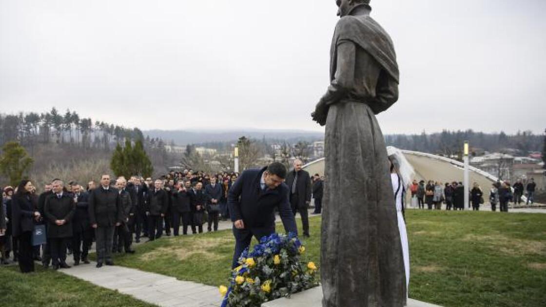 издавна ценились памятники леси украинки в грузии фото заставила