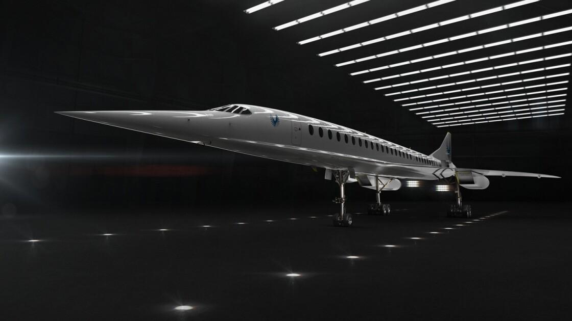 Самолет Overture будет летать над населенной сушей  на дозвуковой скорости  и переходить на сверхзвук (2,2 Маха) над океаном. И это, обещает компания Boom Technology, будет не бизнес-джет, а лайнер вместимостью 55–75 пассажиров