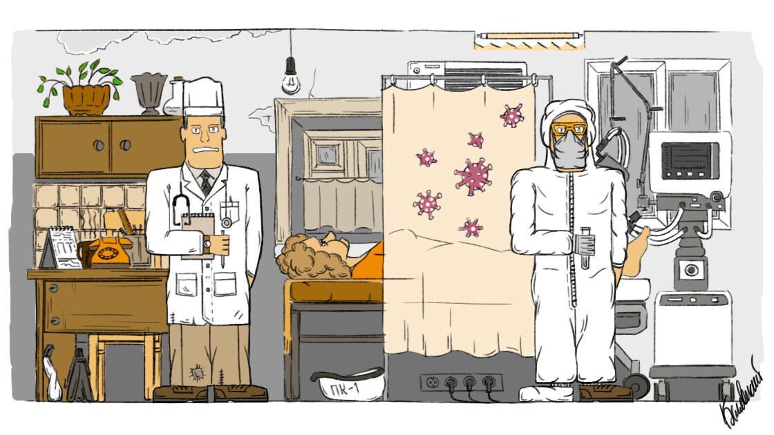 Иллюстрация: Евгений Билявский