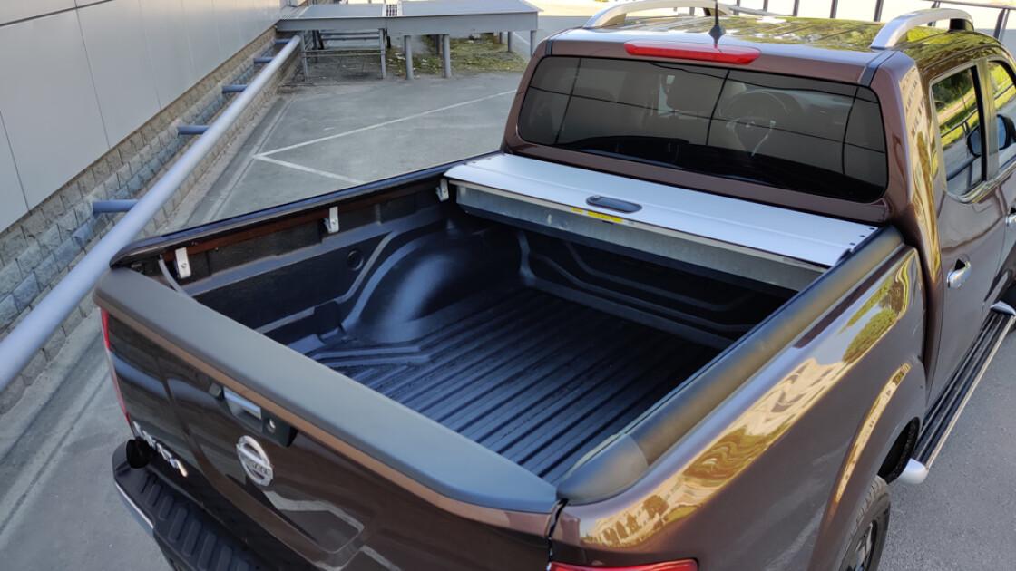багажник ниссана навара