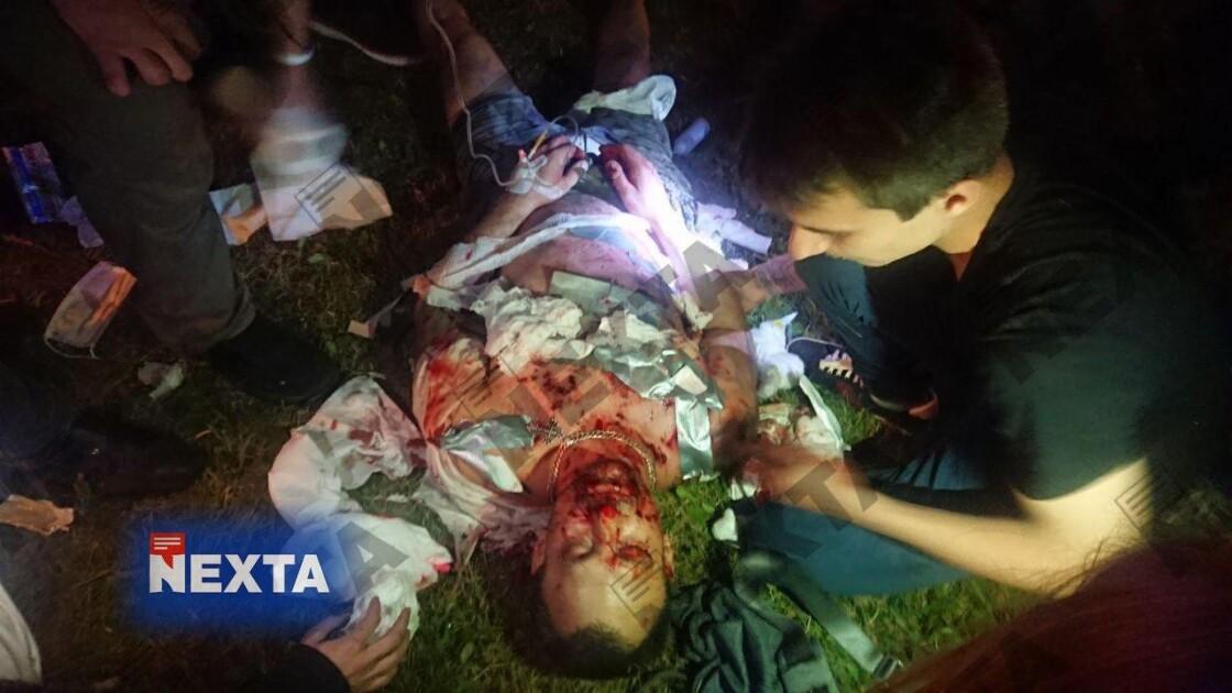 Последствия действий силовиков в Минске