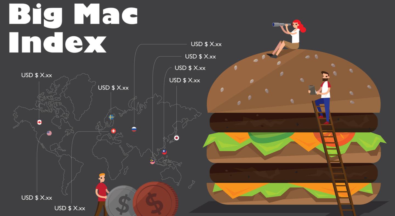 Бутерброд с долларом. Почему The Economist считает гривню по курсу 11, а она никак не укрепляется