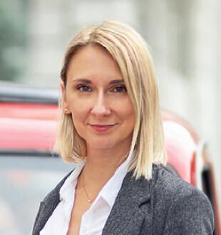 Анна Щербань