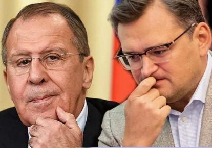 Сергій Лавров і Дмитро Кулеба