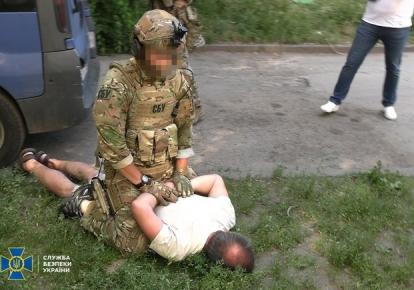 """СБУ задержала бывшего """"депутата"""" боевиков"""
