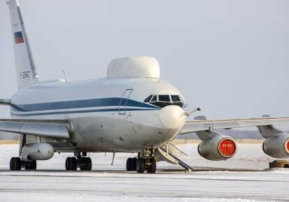 """Літак """"Судного дня"""" Іл-80 / profile.ru"""
