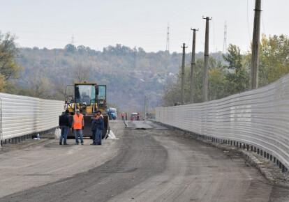 Будівництво нового КПВВ у Луганській області