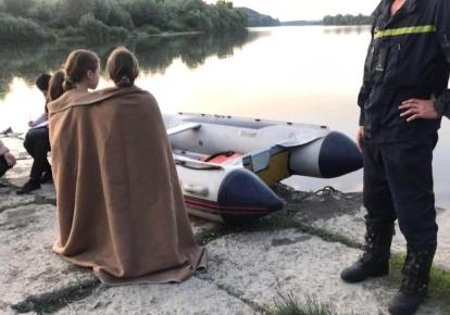 Инцидент произошел на реке Днестр вблизи села Козин