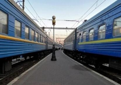 Расписание движения поездов по Киеву и области остается без изменений