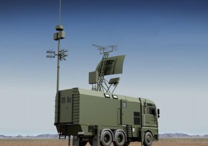 "Станция радиотехнической разведки ""Кольчуга RDF-360"""