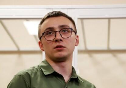 Сергій Стерненко в суді