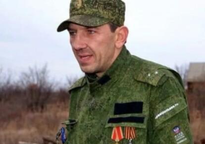 """Террорист """"ДНР"""" с позывным """"Длинный"""""""