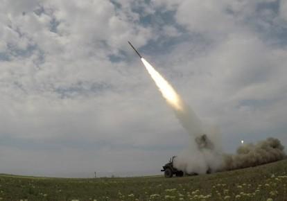 """Відбулися успішні випробування реактивного снаряда """"Тайфун-1"""" для РСЗВ """"Верба"""""""