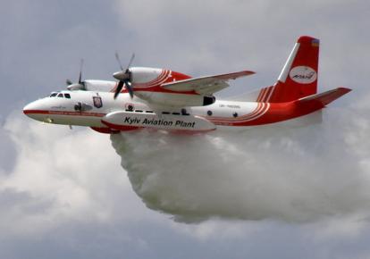 Пожарная авиация