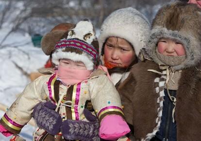 Численность русского населения в Якутии сократилась с 50% до 38%