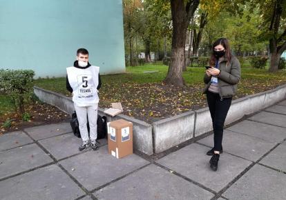 Опитування Зеленського в Києві