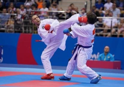 Станислав Горуна завоевал первое в истории Украины золото ЧЕ по мужскому карате