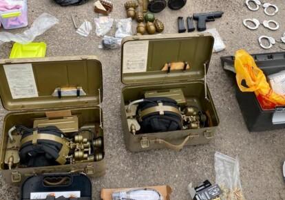 Следователи выясняют цель и место приобретения оружия