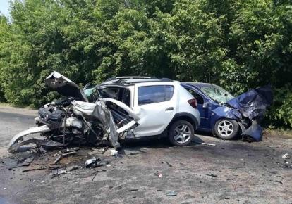 Аварія сталася на дорозі Піщанка-Карлівка-Полтава