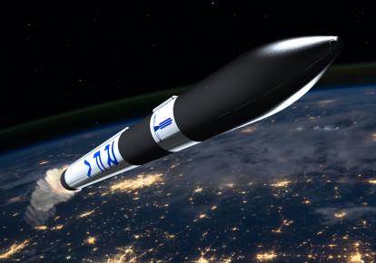 Ракета компании Rocket Factory Augsburg