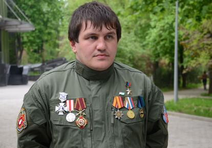 Российский террорист, которого разыскивает СБУ