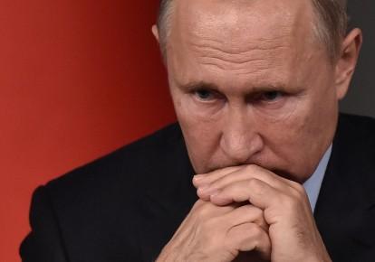 фото Володимира Путіна
