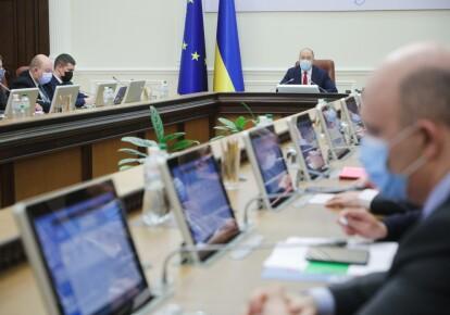 Заседание правительства 3 марта 2021 г. / Пресс-служба Кабмина