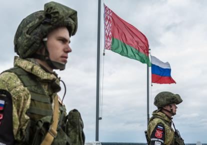 """10 вересня стартують російсько-білоруські навчання """"Захід-2021"""""""