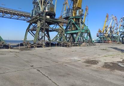 Николаевский морской торговый порт