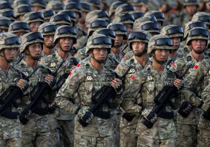 Китай разбил военную базу на территории Таджикистана