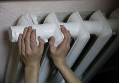 Станом на 3 грудня проблеми з опалювальним сезоном відчувають чотири області