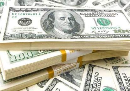 Доллар сегодня утром стоит 26,61 грн