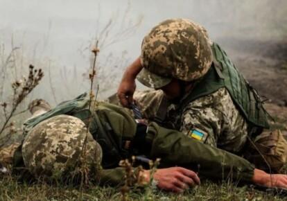 У зоні ООС загинув ще один український військовий