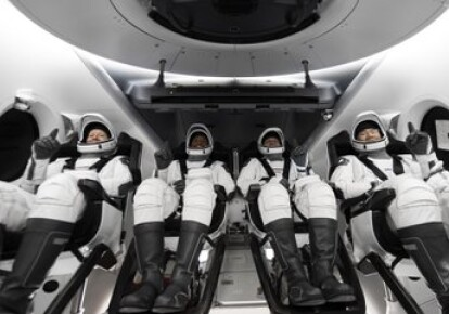 Экипаж Crew-1