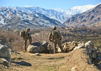 НАТО виводить війська з Афганістану