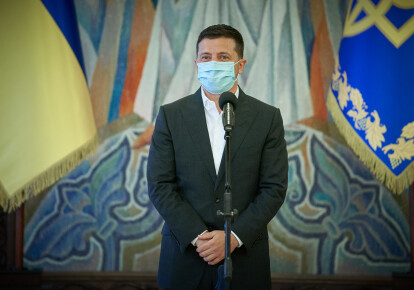Владимир Зеленский. Фото: ОФис президента