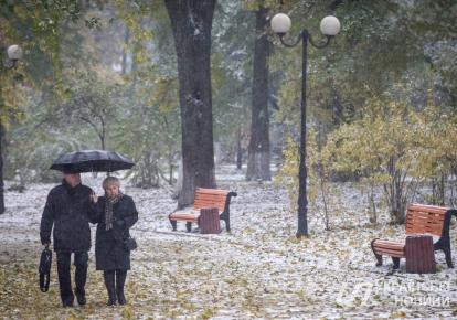 Погода в Украине: синоптики прогнозируют сильные дожди