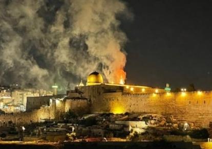 У Раді закликали вжити заходів для деескалації конфлікту Ізраїлю та Палестини