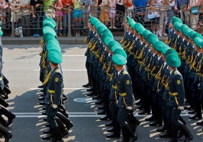 Парад на Хрещатику
