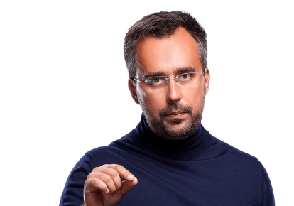 Гештальт-терапевт Ігор Погодін