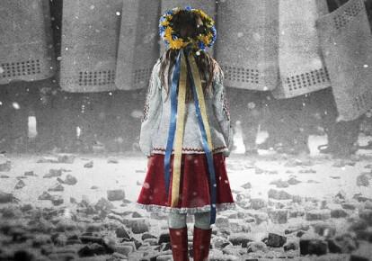 """Фото: """"Зима в огне"""" / Кадр из видео"""
