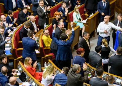 Верховная Рада поддержала в первом чтении и за основу законопроект, касающийся оборота земли сельхоз назначения. Фото: Getty Images