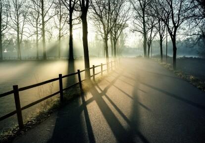 Київ накриє туман