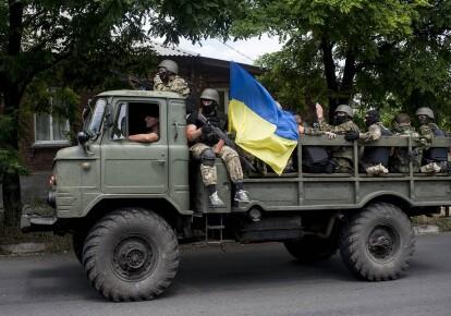 Газ-66 на Донбассе / izvestia.kiev.ua