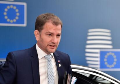 Премьер-министр Словакии Игорь Матович / EPA/UPG