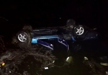 Аварія сталася в селі Шукайвода