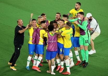 Олімпійська збірна Бразилії