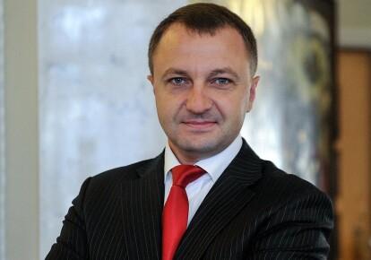 Уполномоченный по защите государственного языка Тарас Кремень. Фото: Facebook